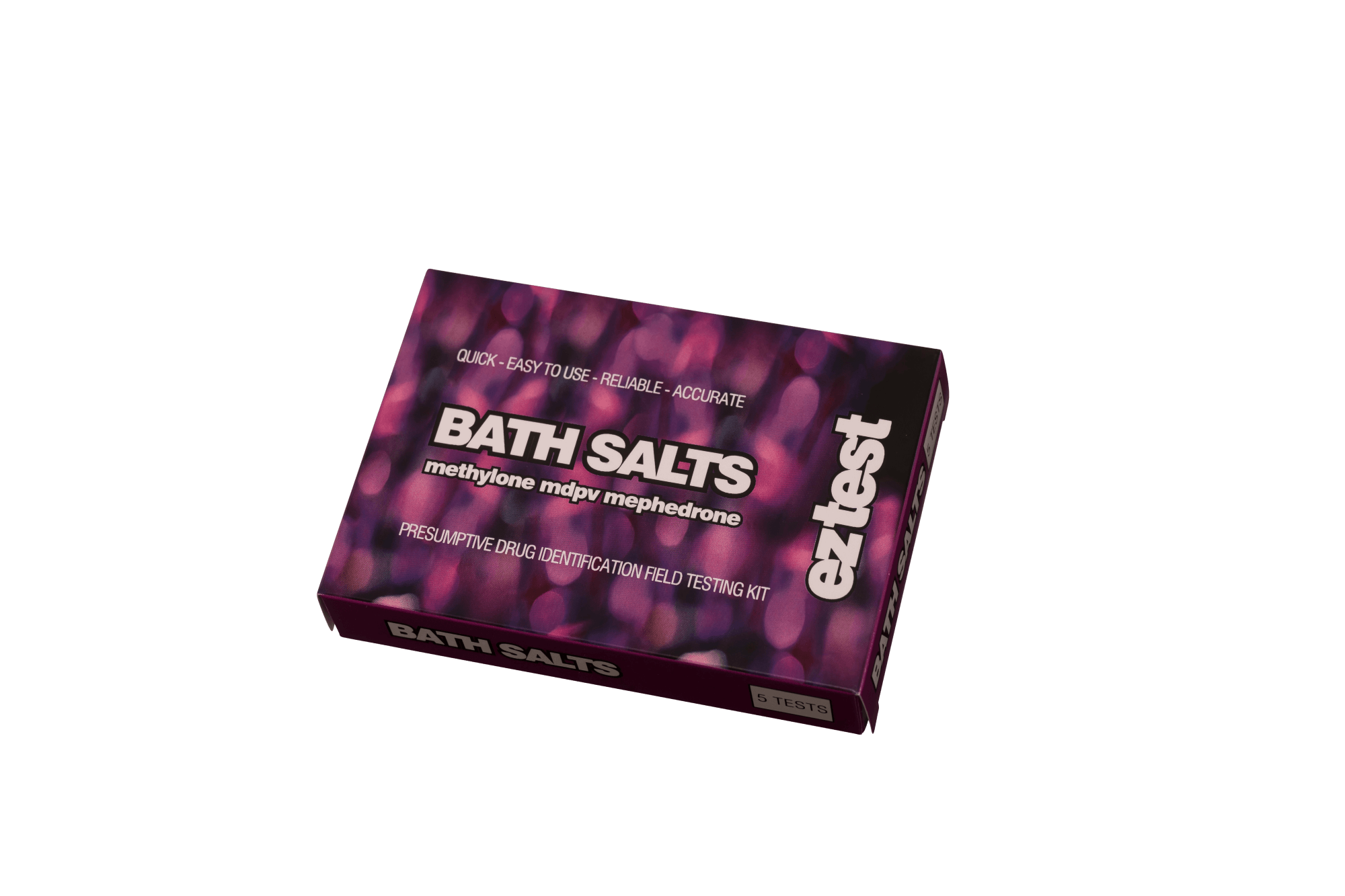 Bath Salts 5 Use Drug Testing Kit