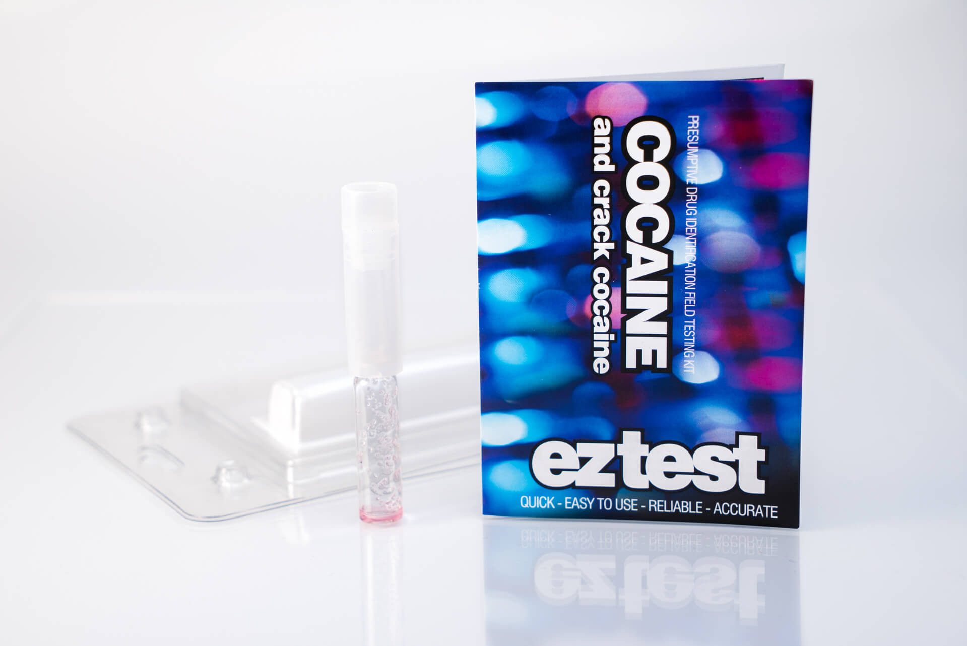 Cocaine Single Use Drug Testing Kit