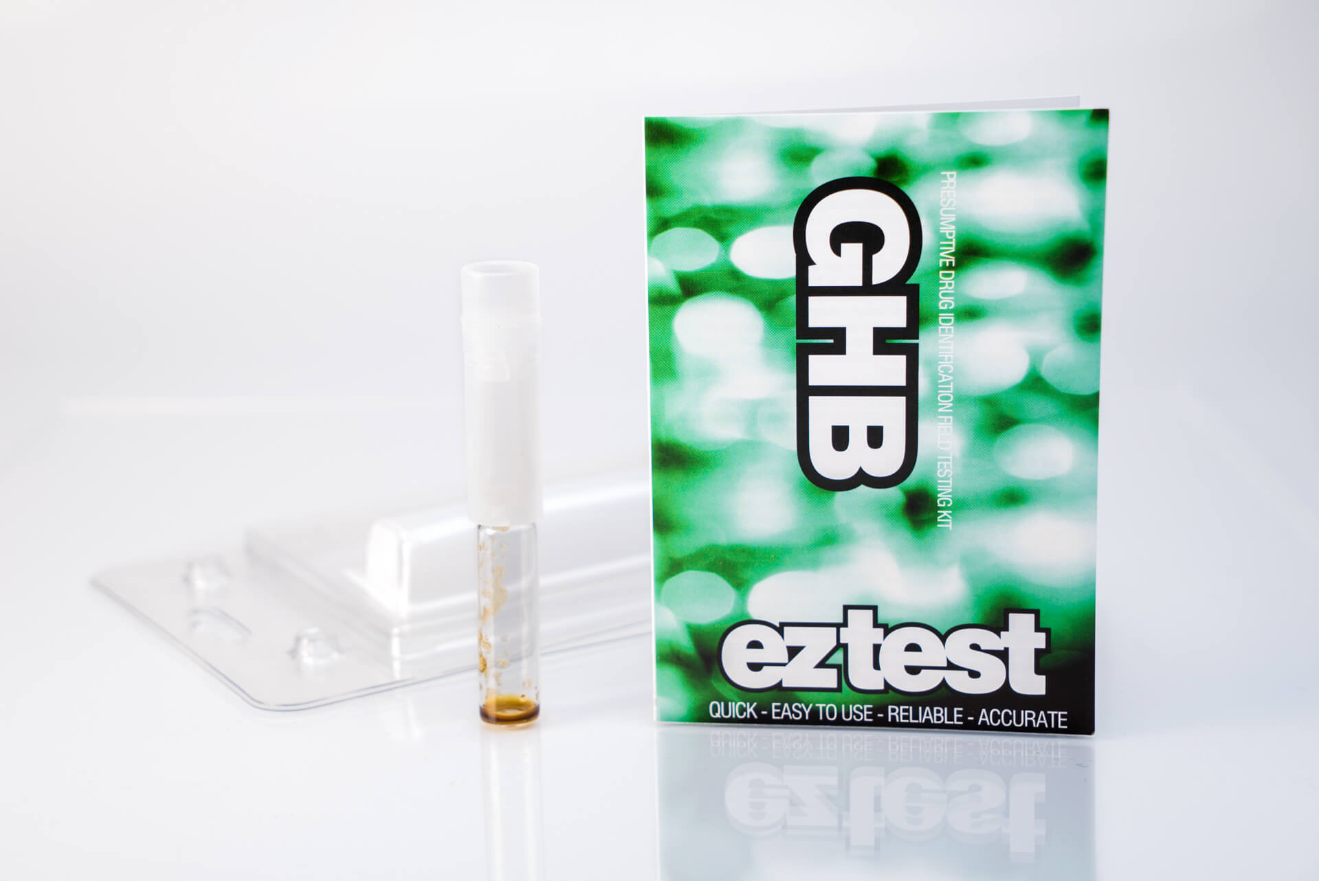GHB Single Use Drug Testing Kit
