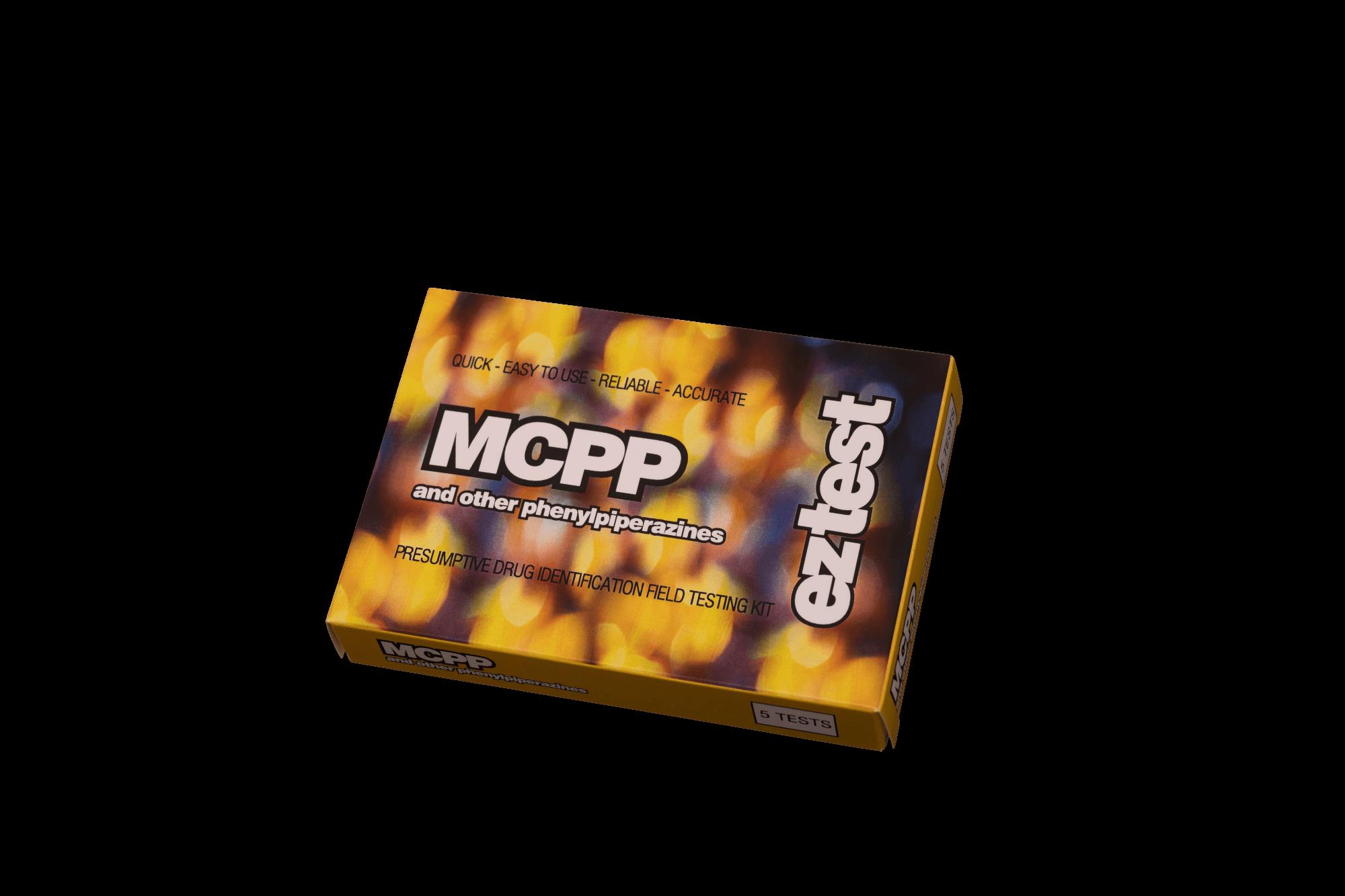 MCPP 5 Use Drug Testing Kit