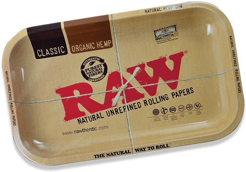 RAW Classic Rolling Trays - Small