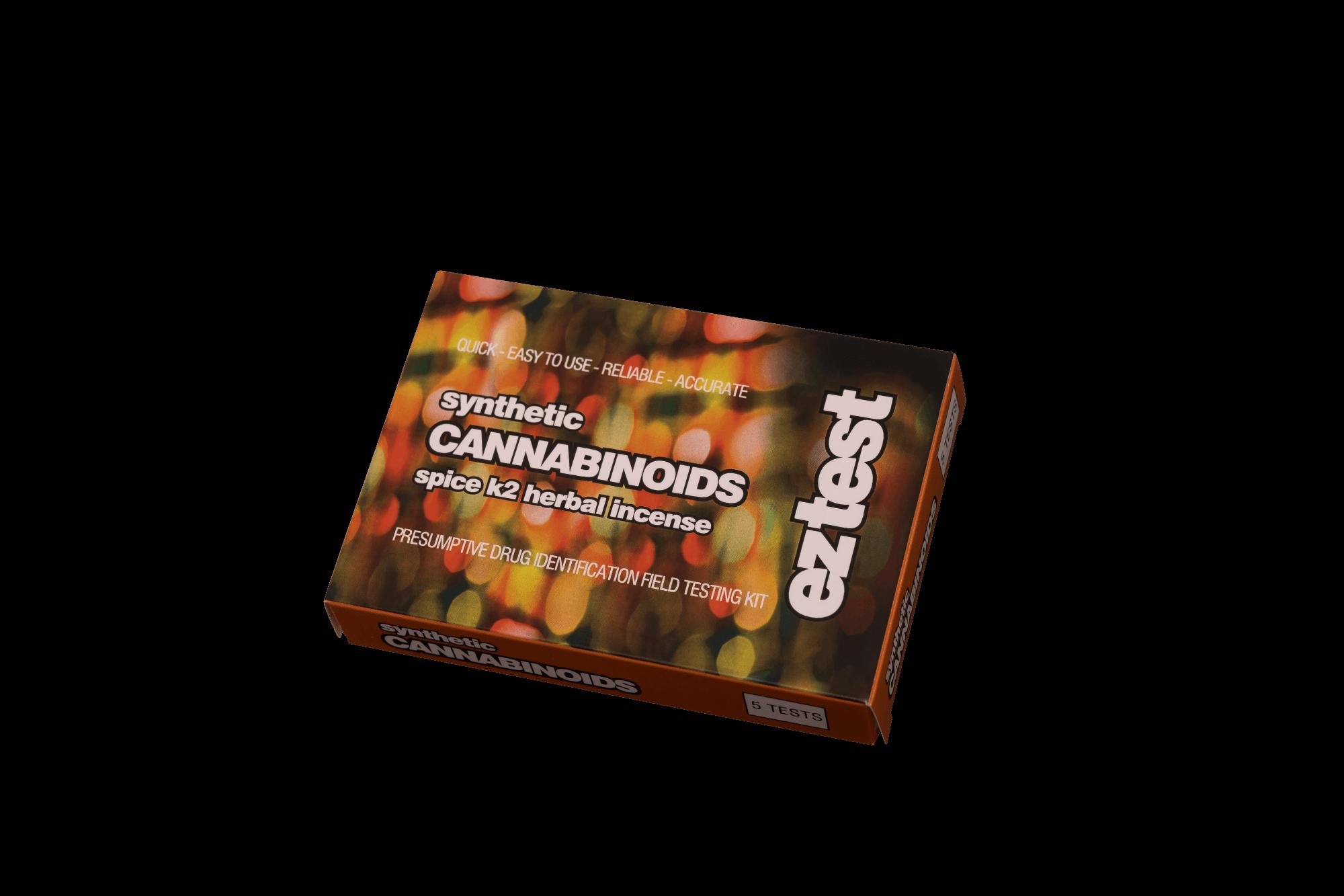 Synthetic Cannabinoids 5 Use Drug Testing Kit