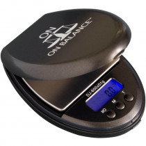 On Balance DJ-600 Mini Scale (600g x 0.1g)