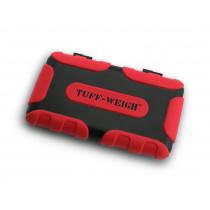 On Balance TUF-100 Tuff Weigh Pocket Scale (100g x 0.01g) - Red