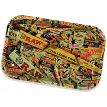 RAW Classic Rolling Trays Medium - Mixed