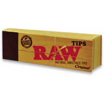 RAW Original Natural Unrefined Tips x 50