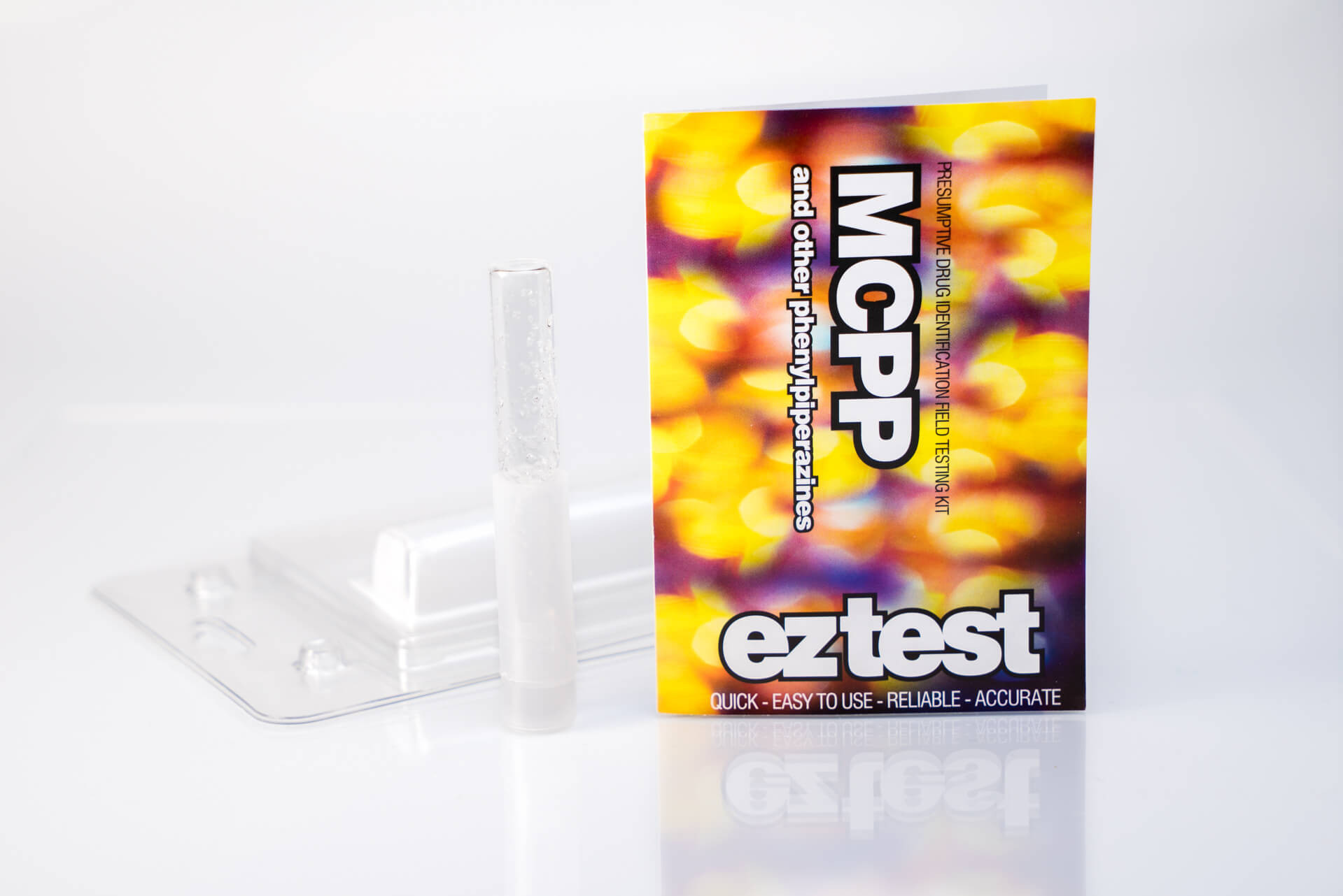 Einweg-MCPP-Drogen-Test-Kit