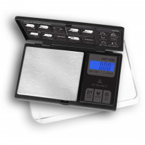 On Balance DZT-100 Large Tray Mini Scale (100g x 0.01g)