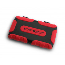 On Balance TUF-100 Tuff Weigh Pocket Scale (100g x 0.01g) - Red