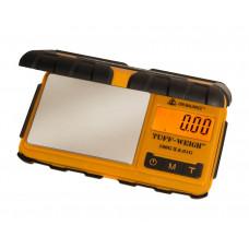 On Balance TUF-100 Tuff Weigh Pocket Scale (100g x 0.01g) - Orange