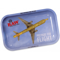 RAW Classic Rolling Trays Medium - Flying