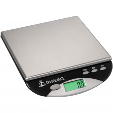 On Balance CBS-3000 Compact Bench Scale (3000g x 0.1g)
