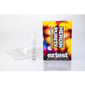 Kit de Test d'Héroïne à Usage Unique