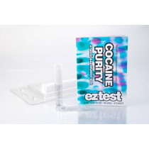 Cocaine Purity Single Use Drug Testing Kit