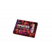 Opiates 5 Use Drug Testing Kit