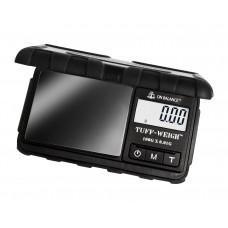 On Balance TUF-100 Tuff Weigh Pocket Scale (100g x 0.01g) - Black