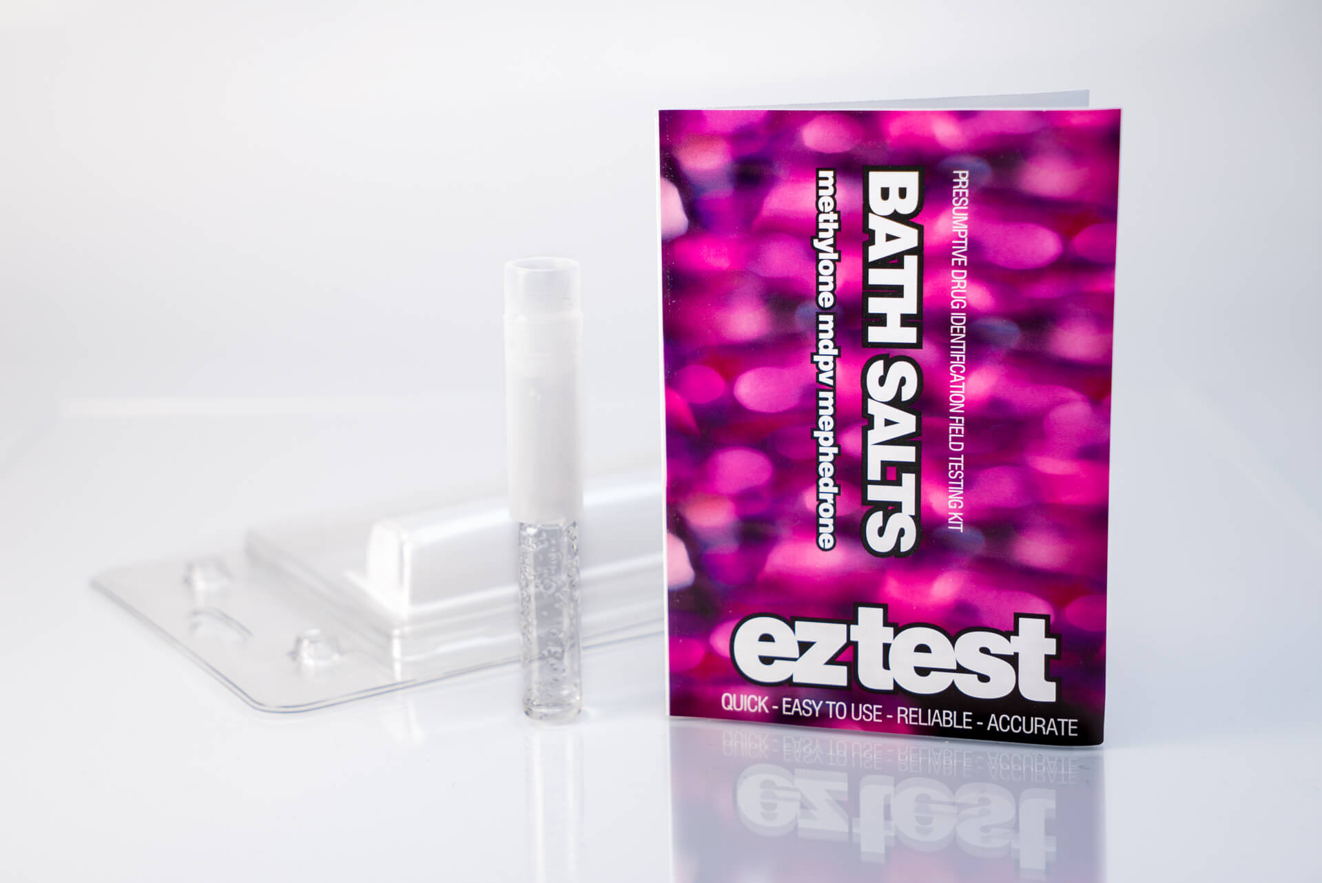 Kit Test Droga Sali da Bagno Monouso - Home Drug Testing Kits ...