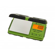 On Balance TUF-100 Tuff Weigh Pocket Scale (100g x 0.01g) - Green
