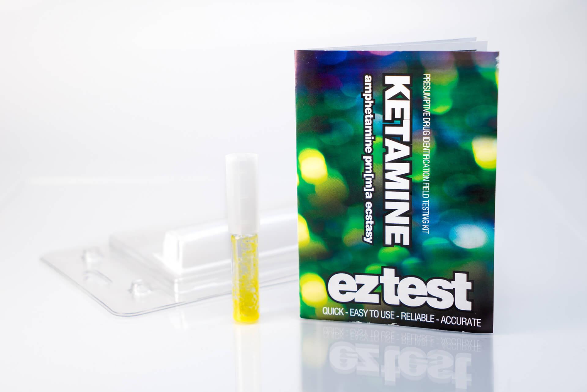 Kit de Prueba de Ketamina de Uso Único