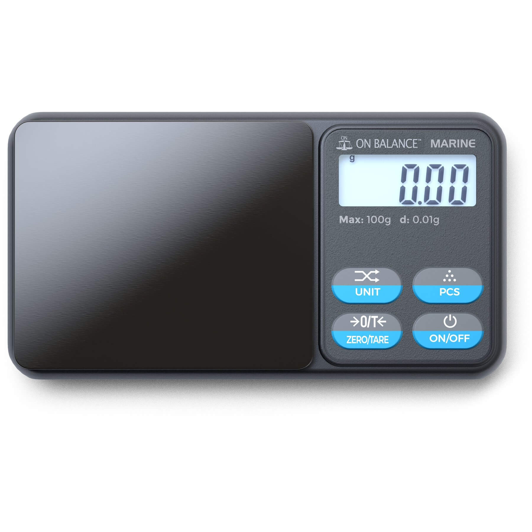 On Balance MAR-100 Marine IP-65 Rated Mini Scale (100g x 0.01g)