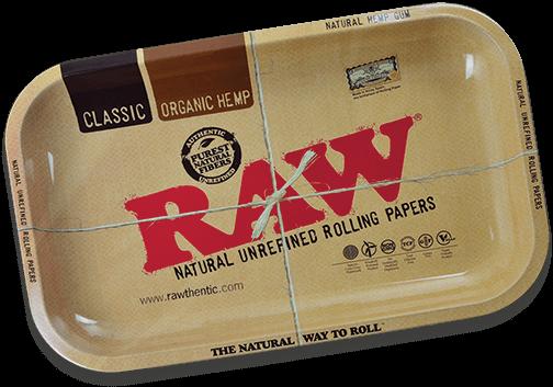 RAW Classic Rolling Trays - Medium