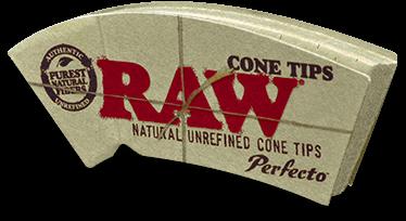 RAW Perfecto Cone Tips x 24