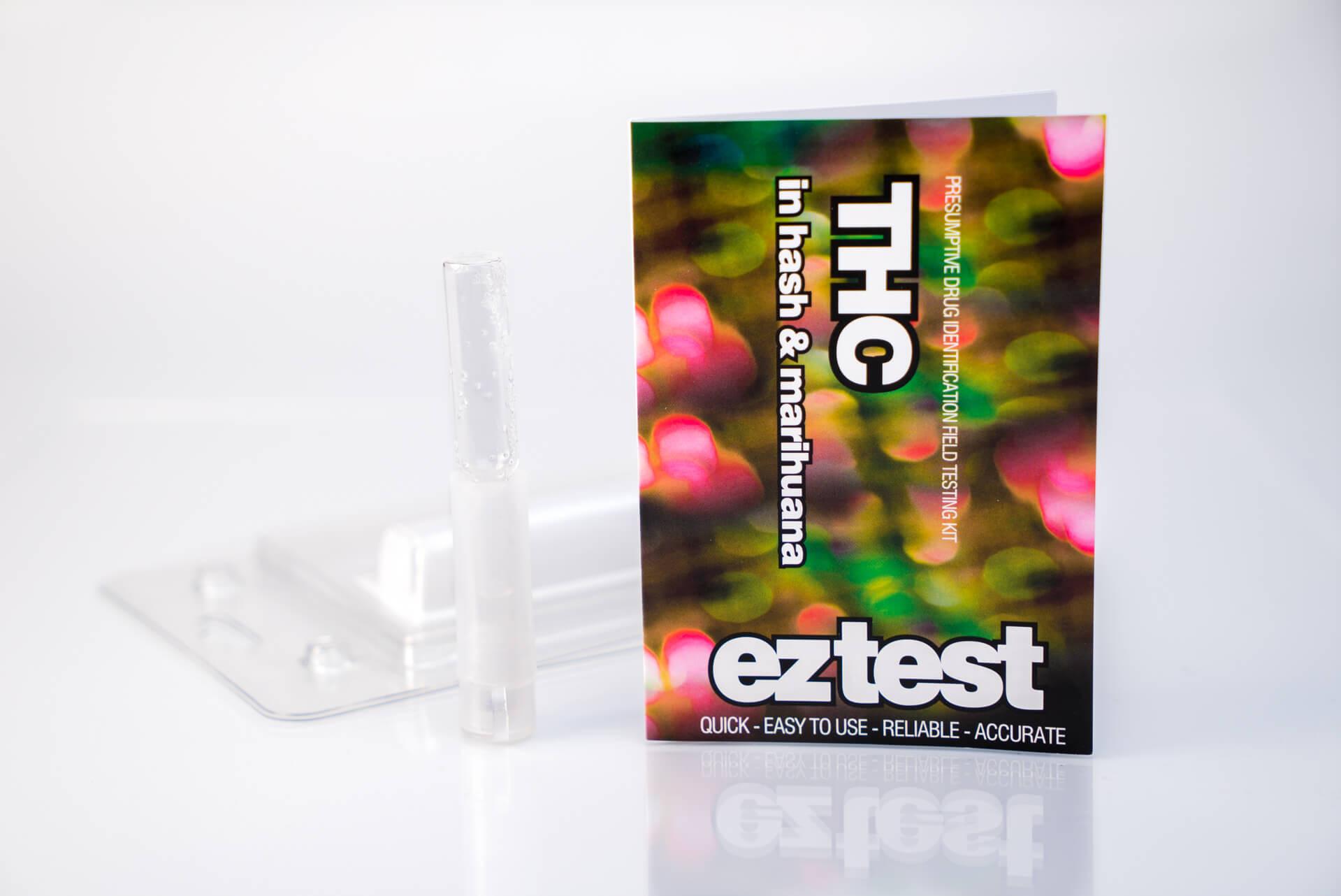 Kit de Pruebas de THC de Uso Único