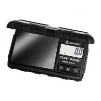 On Balance TUF-1000 Tuff Weigh Pocket Scale (1000g x 0.1g) - Black