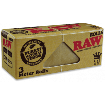 RAW Classic King Size Roll - 3 metres x 12