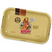 RAW Classic Rolling Trays Medium - Girl