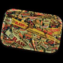 RAW Classic Rolling Trays Medium - Mixed