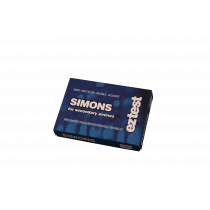 Simons Reagent for Secondary Amines 10 Use Drug Testing Kit